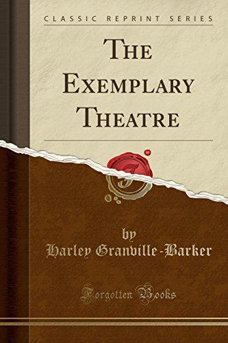9781330551219: The Exemplary Theatre (Classic Reprint)