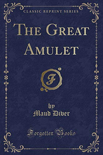 9781330594056: The Great Amulet (Classic Reprint)