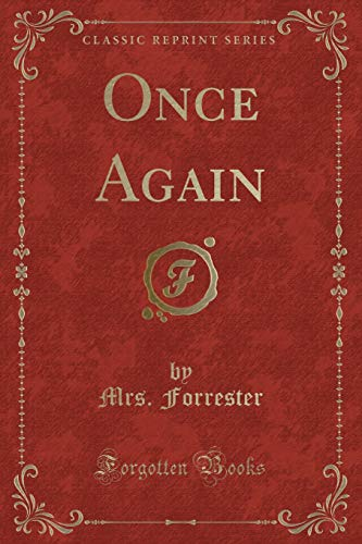 9781330659724: Once Again (Classic Reprint)