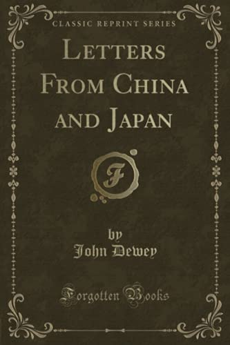 9781330841341: Letters From China and Japan (Classic Reprint)