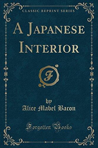 9781330870624: A Japanese Interior (Classic Reprint)