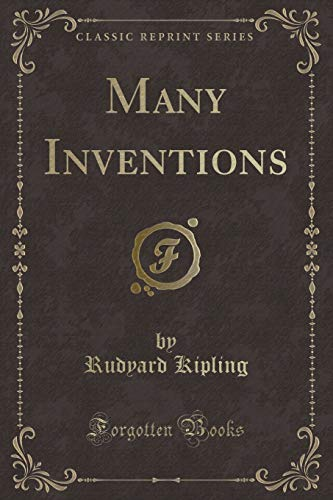 9781330903841: Many Inventions (Classic Reprint)
