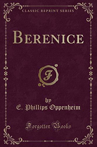 9781330915608: Berenice (Classic Reprint)