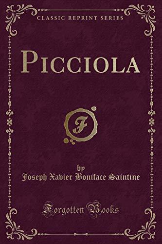 9781330924907: Picciola (Classic Reprint)