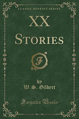 9781331046387: XX Stories (Classic Reprint)