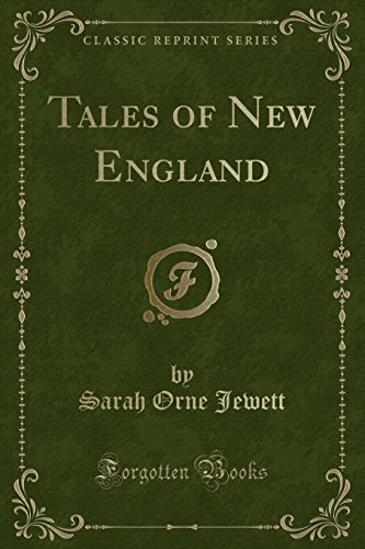 9781331103004: Tales of New England (Classic Reprint)