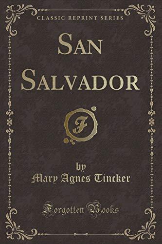 9781331200925: San Salvador (Classic Reprint)