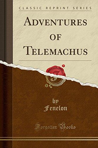 9781331253044: Adventures of Telemachus (Classic Reprint)