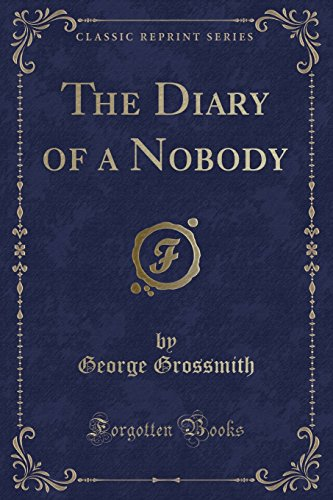 9781331298014: The Diary of a Nobody (Classic Reprint)