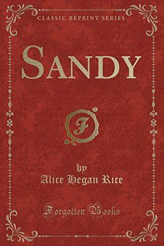 9781331401353: Sandy (Classic Reprint)