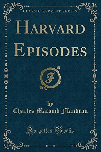 9781331403388: Harvard Episodes (Classic Reprint)