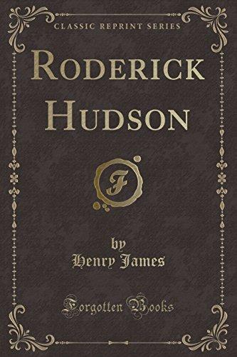 9781331555438: Roderick Hudson (Classic Reprint)