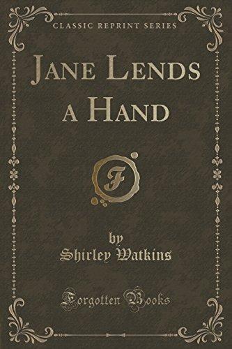 Jane Lends a Hand (Classic Reprint) (Paperback): Shirley Watkins