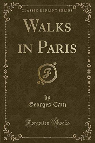 9781331604402: Walks in Paris (Classic Reprint)