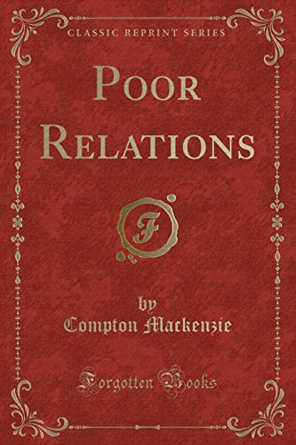 9781331653394: Poor Relations (Classic Reprint)