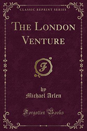 9781331826699: The London Venture (Classic Reprint)