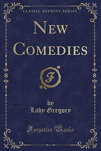 9781331832133: New Comedies (Classic Reprint)