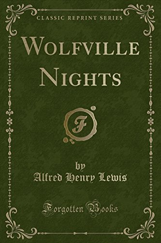 9781332212859: Wolfville Nights (Classic Reprint)