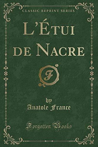 9781332497027: L'Étui de Nacre (Classic Reprint) (French Edition)