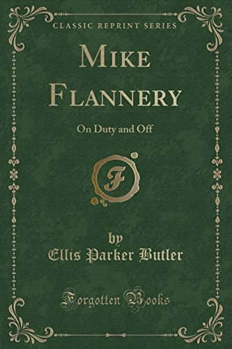 9781332619214: Mike Flannery: On Duty and Off (Classic Reprint)