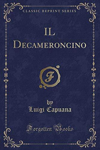 9781332684175: IL Decameroncino (Classic Reprint)