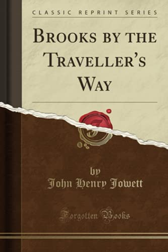 9781332745982: Brooks by the Traveller's Way (Classic Reprint)