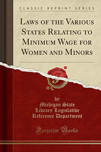 Laws of the Various States Relating to: Michigan State Library