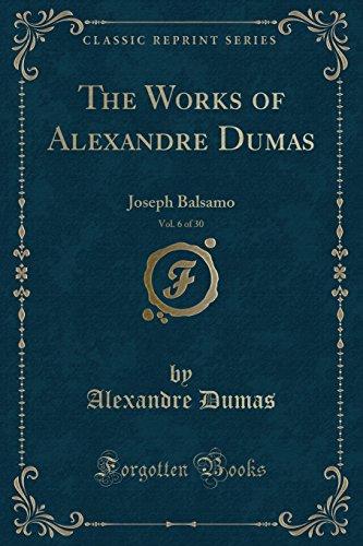 9781333027889: Joseph Balsamo (Classic Reprint)