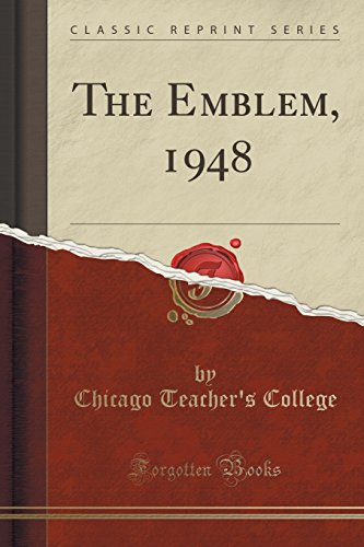 9781333072469: The Emblem, 1948 (Classic Reprint)