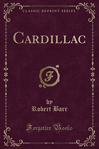 9781333218843: Cardillac (Classic Reprint)