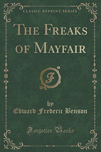 9781333408398: The Freaks of Mayfair (Classic Reprint)