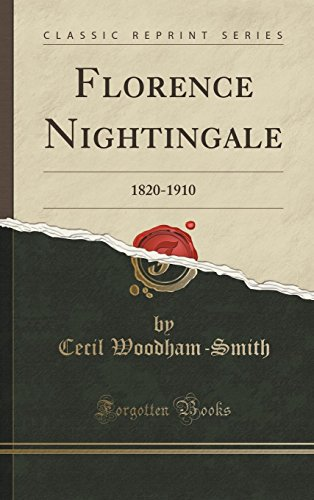 9781334997280: Florence Nightingale: 1820-1910 (Classic Reprint)