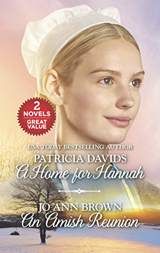 A Home for Hannah and An Amish: Davids, Patricia, Brown,