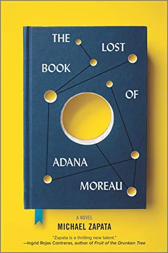9781335010124: LOST BK OF ADANA MOREAU ORIGIN