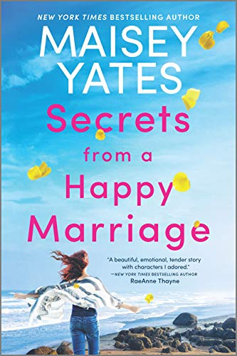 Book Cover: Secrets from a Happy Marriage