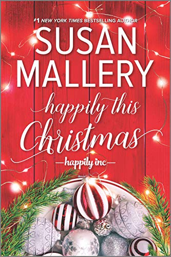 Book Cover: Happily This Christmas: A Novel