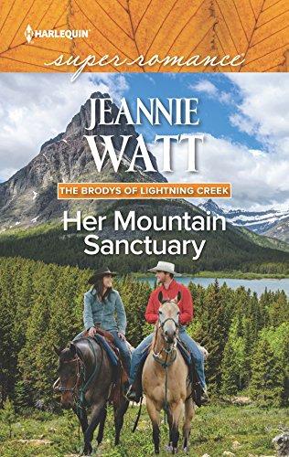 Her Mountain Sanctuary (The Brodys of Lightning: Watt, Jeannie