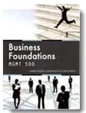 9781337050494: ACP BUSINESS FOUNDATIONS BUSW 500