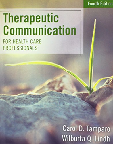 9781337067157: Bundle: Therapeutic Communications for Health Care Professionals, 4th + LMS Integrated for MindTap Basic Health Sciences, 2 terms (12 months) Printed Access Card