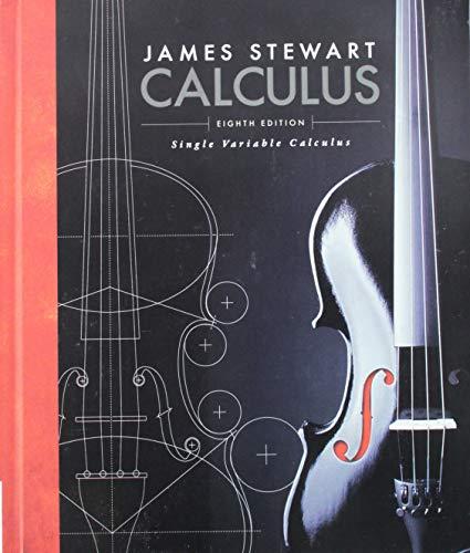 Bundle: Single Variable Calculus, 8th + Enhanced: James Stewart