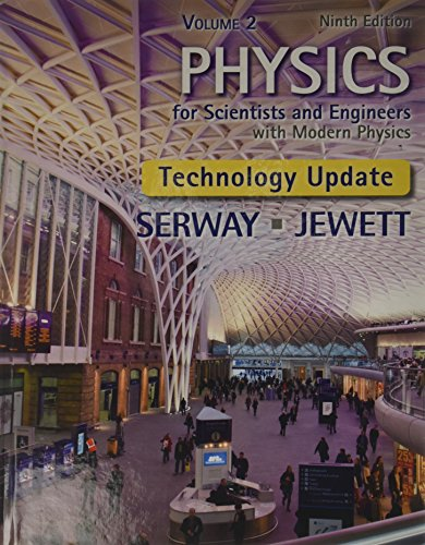9781337076920: Bundle: Physics for Scientists and Engineers, Volume 2, Technology Update, 9th + Enhanced WebAssign Printed Access Card for Physics, Multi-Term Courses