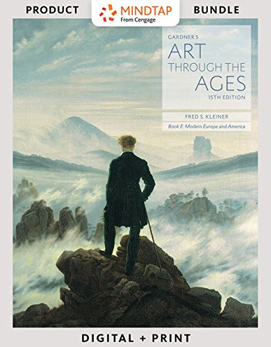 9781337078504: Bundle: Gardner's Art through the Ages: Backpack Edition, Book E: Modern Europe and America, Loose-Leaf Version, 15th + MindTap Art, 2 terms (12 months) Printed Access Card