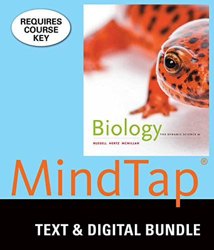 9781337086967: Bundle: Biology: The Dynamic Science, Loose-leaf Version, 4th + MindTap Biology, 2 terms (12 months) Printed Access Card