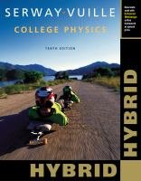9781337087247: Bundle: College Physics, Hybrid, 10th + Enhanced WebAssign Printed Access Card for Physics, Multi-Term Courses