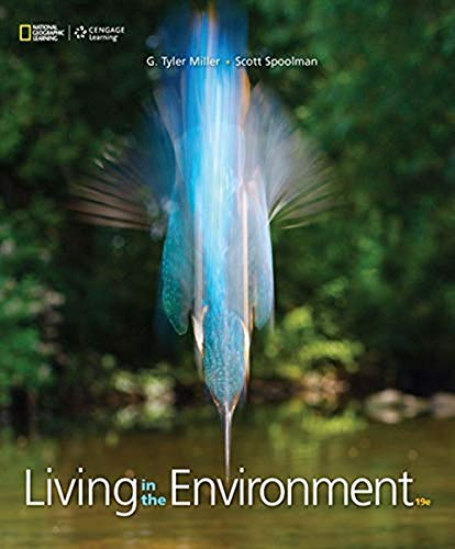 9781337094153: Living in the Environment