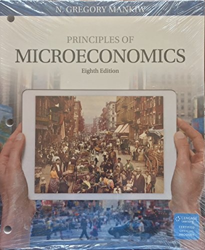 9781337096874: Principles of Microeconomics, Loose-Leaf Version