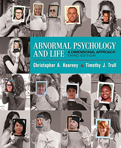 9781337098106: Abnormal Psychology and Life: A Dimensional Approach