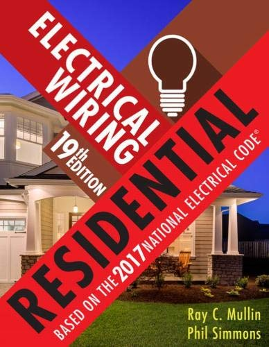 9781337101844: Electrical Wiring Residential