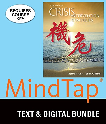 Bundle: Crisis Intervention Strategies, Loose-leaf Version, 8th + MindTap Counseling, 1 term (6 ...