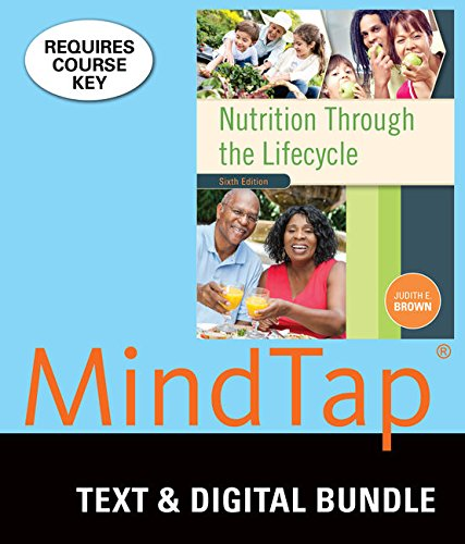 9781337194624: Bundle: Nutrition Through the Life Cycle, 6th + LMS Integrated for MindTap Nutrition, 1 term (6 months) Printed Access Card